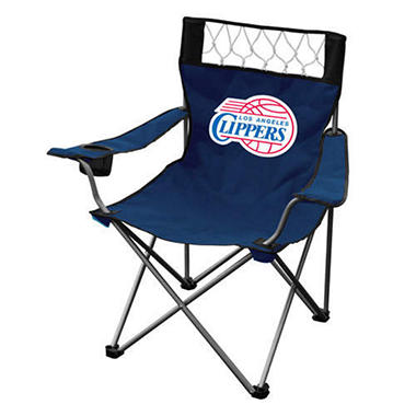 Folding Chair - Clippers - Dark Blue