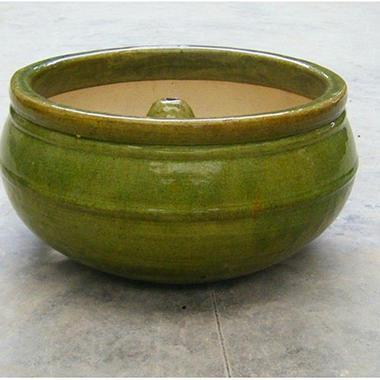 garden hose storage pot. Hose Pot - Green Garden Storage