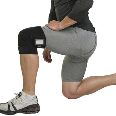 Portable Knee Heat Therapy Wrap - Regular & Max Sizes