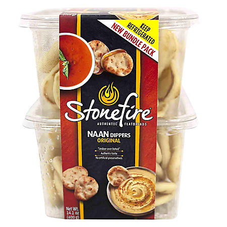 Stonefire Original Naan Dippers (14.1 oz., 2 pk.)