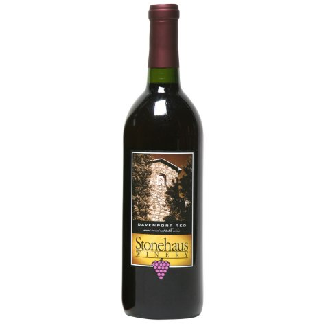 Stonehaus Winery Davenport Red (750 ml)