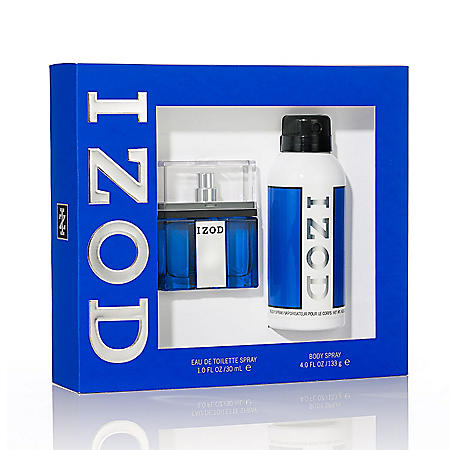 IZOD Cologne & Body Spray Men's Gift Set