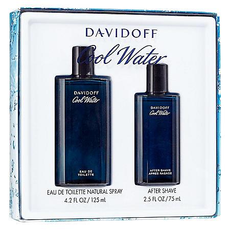 Davidoff Cool Water Mens 2-Piece Gift Set