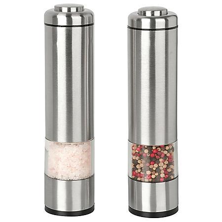 Kalorik Salt and Pepper Grinder Set