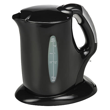 Kalorik Jug Kettle - Black