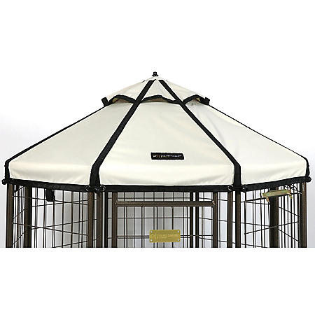 Advantek 5' Pet Gazebo Cover, (Choose Your Color)