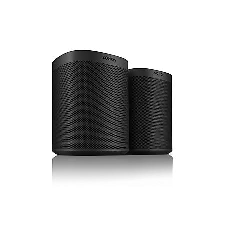 Sonos One SL Shadow Edition, Two Pack