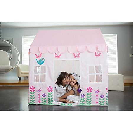 Kids' Pop-Up Playhouse Tent (Various Styles)