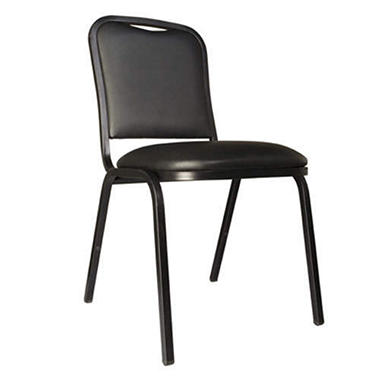 Black Stackable Chairs stacking chairs - sam's club