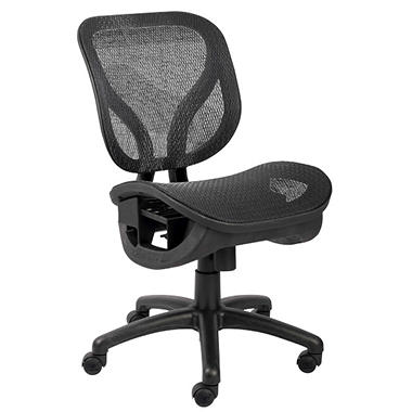 Loft 3-In-1 Wave Chair, Black