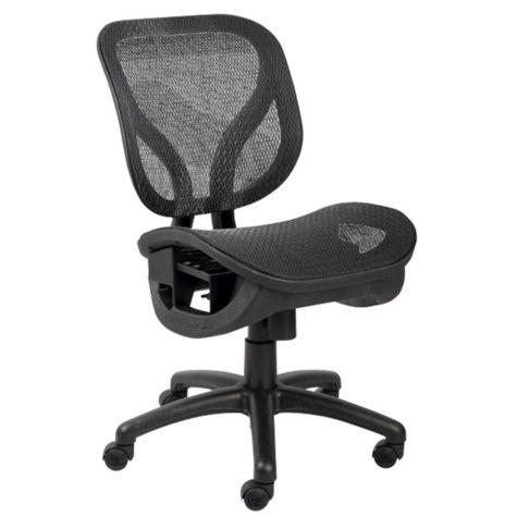 Loft 3-In-1 Wave Chair, Black