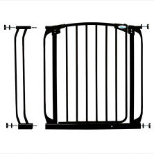 Dreambaby Swing Closed Security Gate Combo - Black