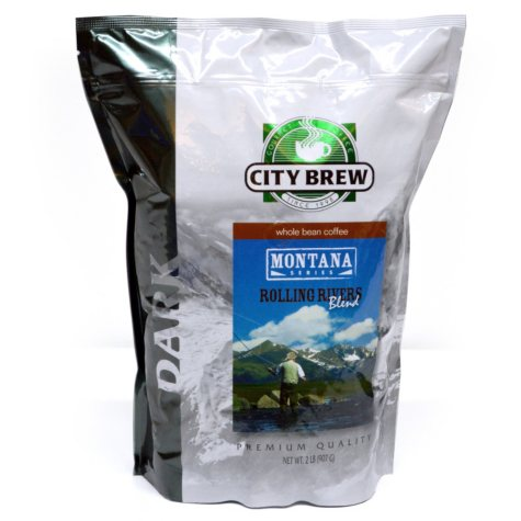 City Brew Rolling Rivers Whole Bean (2 lbs.)