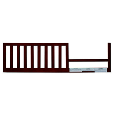AFG Lia Convertible Crib Toddler Guardrail, Cherry