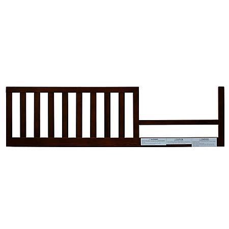 AFG Lia Convertible Crib Toddler Guardrail, Espresso