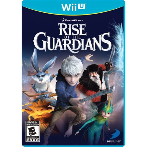 Rise of the Guardians - Wii U
