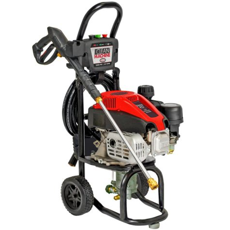 Clean Machine by Simpson 2400 PSI @ 2.0 GPM Gas Pressure Washer