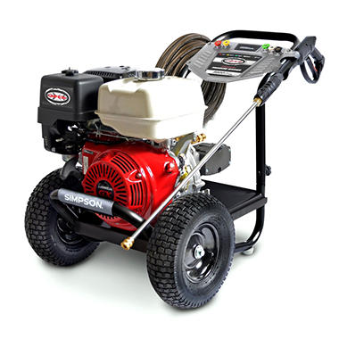 Simpson Ps60925 3800 Psi 4 0 Gpm Gas Pressure Washer