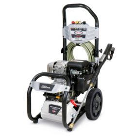 Simpson MS60920 3200 PSI @ 2.5 GPM Gas Pressure Washer Powered by Honda GC190