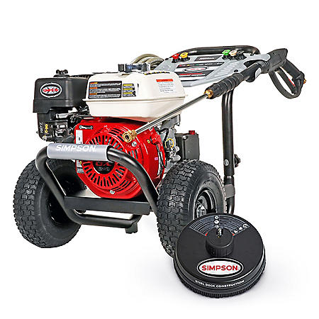 PowerShot 3500 PSI 2.5 Gallon Per Minute Gas Pressure Washer with Honda GX200 Engine