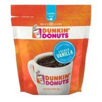 Dunkin Donuts 40 oz Ground Coffee (French Vanilla)