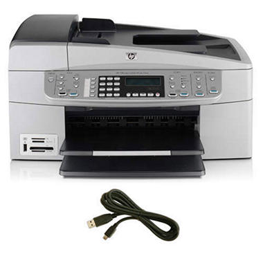 Hp Officejet 6310xi Printer Fax Scanner Copier