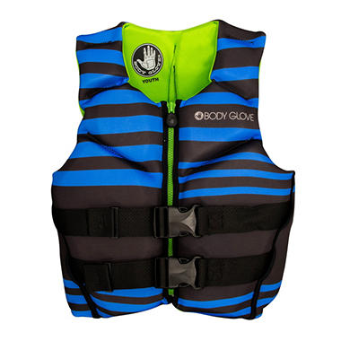 Body Glove PFD Youth Girl, Assorted Styles