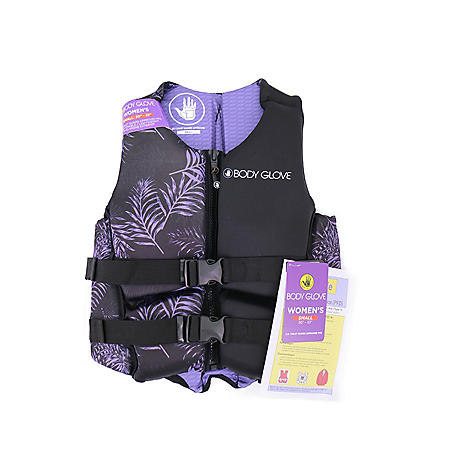 Body Glove Women's PFD - U.S. Coast Guard-Approved PFD