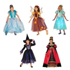 Girls' Halloween Costumes, Choose your Style