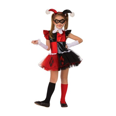 Harley Quinn Tutu Dress Halloween Costume