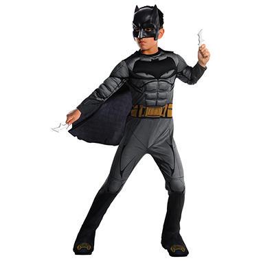 justice league batman muscle chest halloween costume