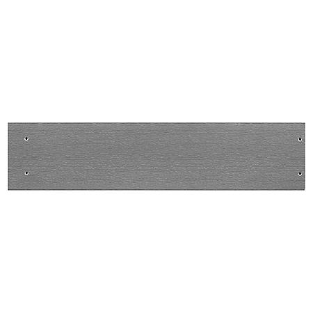 Gladiator 8-ft GearTrack and GearWall Garage Wall Storage Base Board (4-Pack)