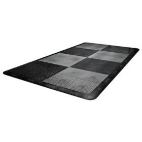 Garage Flooring Sams Club - Polyvinyl garage floor covering