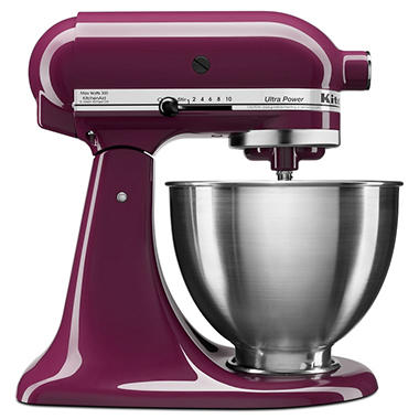 Superior KitchenAid Ultra Power 4.5 Quart Tilt Head Stand Mixer (Assorted Colors)