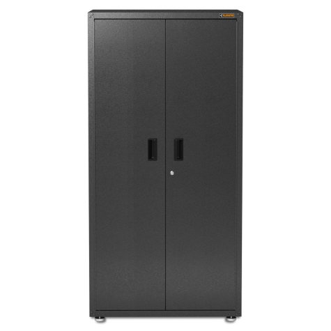 Gladiator 36-inch Ready to Assemble Steel Freestanding Garage Cabinet in Hammered Granite