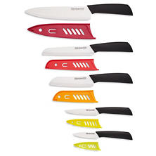 KitchenAid Ceramic 10-Piece Cutlery Set