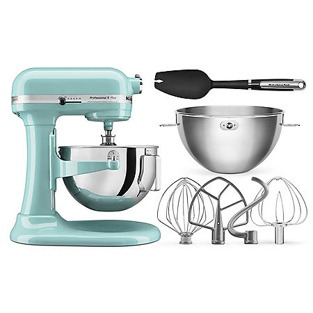 KitchenAid® Professional 5™ Plus 5 Quart Bowl-Lift Stand Mixer with Baker's Bundle   (Assorted Colors)