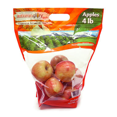 Autumn Glory Apples (4 lb. bag)