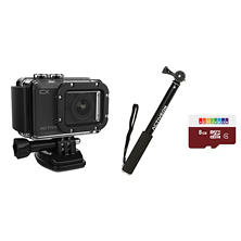 ACTIVEON CX Action Camera Bundle
