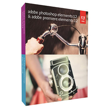 Adobe Photoshop Elements Premiere 12