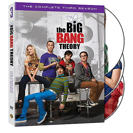 BIG BANG S3 DVD