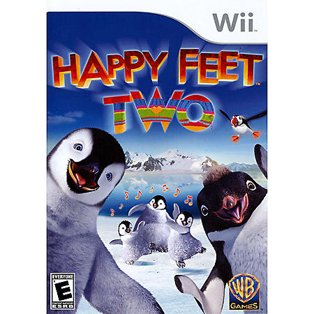 Happy Feet Two - WII