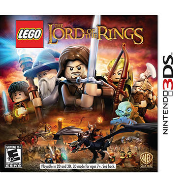 LEGO® The Lord of the Rings - 3DS