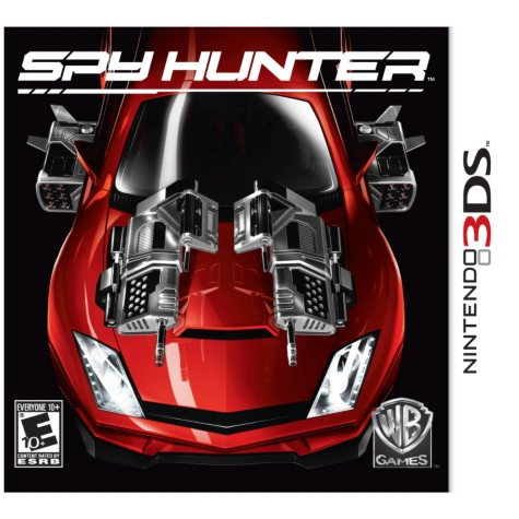 Spy Hunter - 3DS