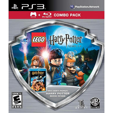 LEGO Harry Potter:Years1-4 Silver Shield - PS3