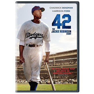 42 (DVD + UltraViolet) (Widescreen)