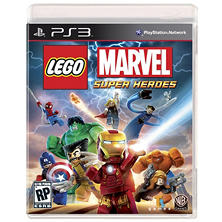 Lego Marvel Super Heroes - PS3