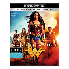 Wonder Woman (4K Ultra HD + Blu-ray)