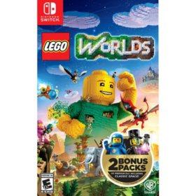 LEGO Worlds (Nintedo Switch)