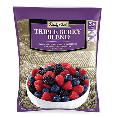 Rader Farms Nature's Three Berries Plus Cherries (3.5 lb.)